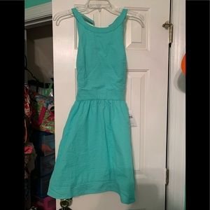 Abigail Dress Seafoam new with tags